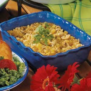 Mushroom Oven Rice image