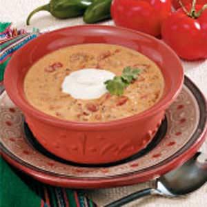 Creamy Taco Soup