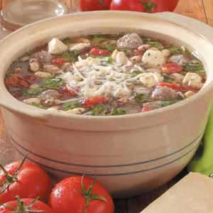 Italian Peasant Soup image