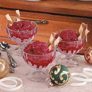Cranberry Ice image