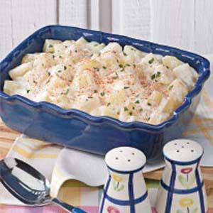Creamed Potatoes image