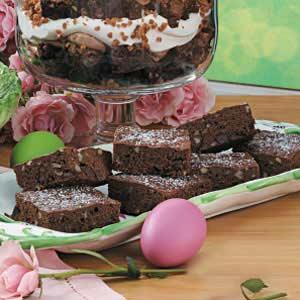 Chocolate Chip Fudgy Brownies image