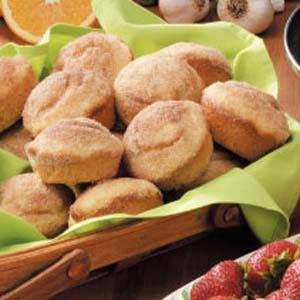 Cinnamon Muffins image