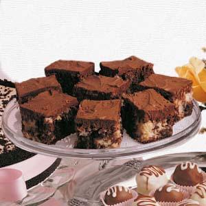 Chocolate Macaroon Brownies image