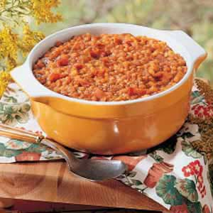 Old-Fashioned Baked Beans_image