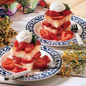 Mom's Strawberry Shortcake image
