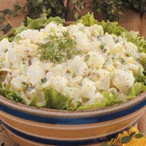 Dill Pickle Potato Salad image