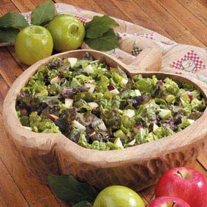 Apple Lettuce Salad image