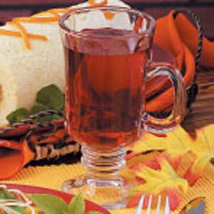 Mulled Cran-Apple Juice