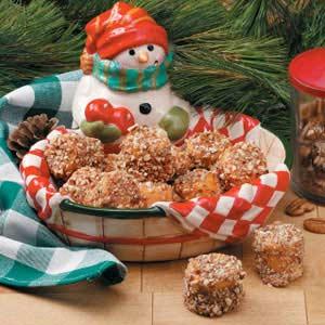 Caramel Nut Marshmallows