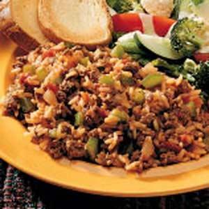 Beefy Spanish Rice image