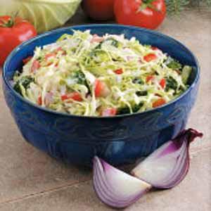 Vegetable Slaw image