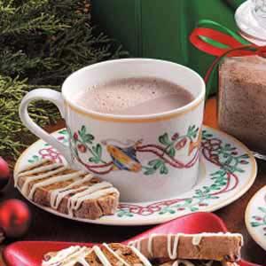 Sugar-Free Cocoa Mix with Cinnamon