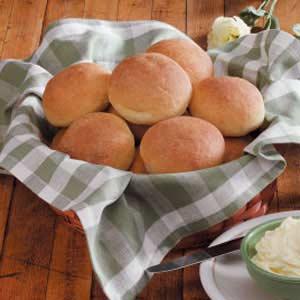 Sour Cream Potato Rolls_image