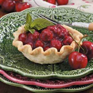Cherry Tarts image