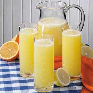 Sparkling Citrus Punch image
