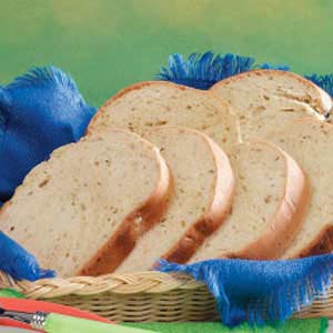 Cracked Pepper Bread image