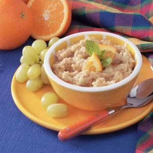 Orange Oatmeal image