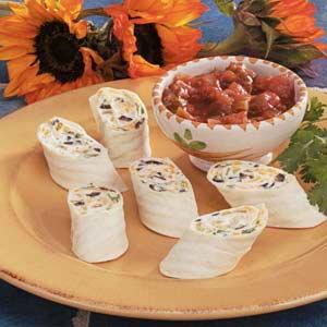 Tortilla Pinwheels image