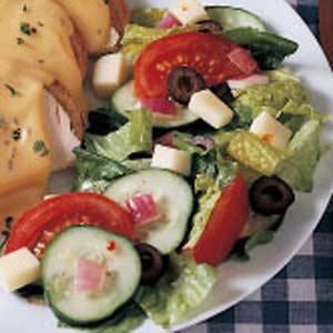 Quick Tossed Salad image