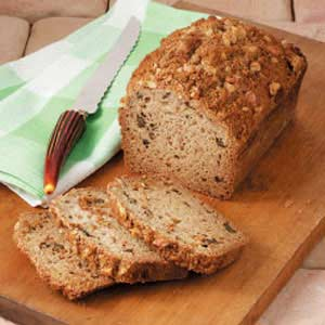 Spiced Walnut Loaf image