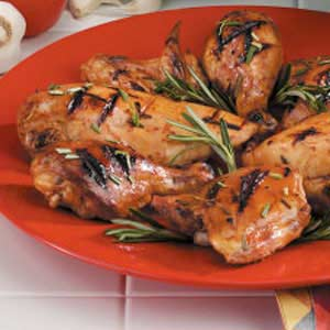 Marinated Rosemary Chicken image