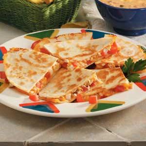 Easy Chicken Quesadillas_image