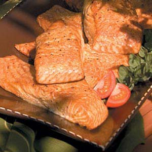 Curried Salmon image