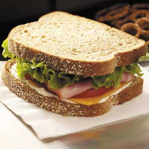 Country Ham Sandwiches Recipe How To Make It Taste Of Home