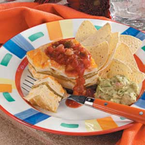 Puffy Chiles Rellenos Casserole