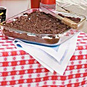 Deluxe Marshmallow Brownies image