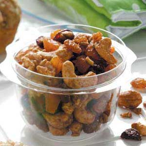 Fruit and Nut Trail Mix image