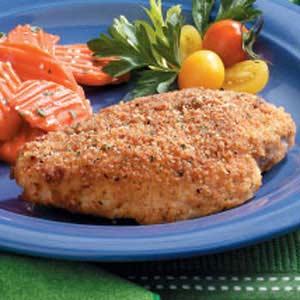 Crumb-Coated Chicken image