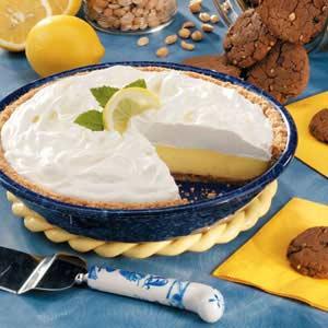 Lemon Cream Pie image