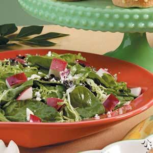 Mixed Greens and Apple Salad image