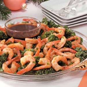 Shrimp with Dipping Sauce image