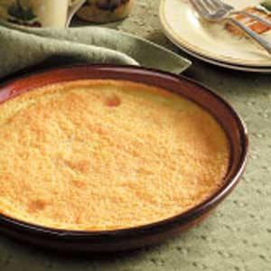 Blender Egg Custard image