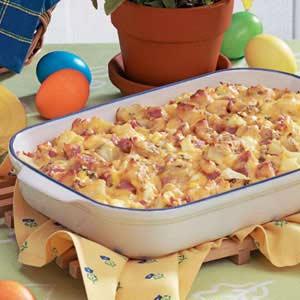 Ham 'n' Potato Casserole image