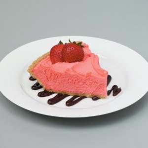 Strawberry Dream Pie image