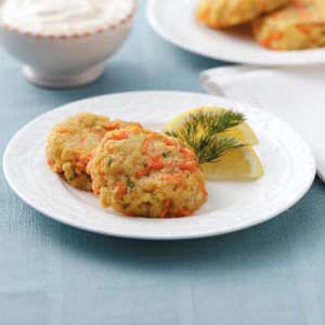 Baked Crab Cakes image