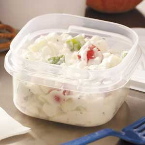 Cottage Cheese Salad image
