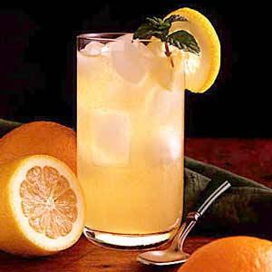 Citrus Mint Cooler image