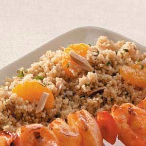 Orange Couscous image