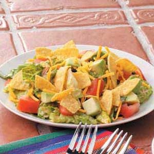 Mexican Green Salad