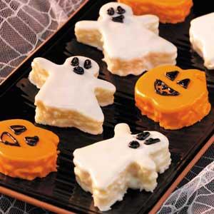 Halloween Mini-Cakes