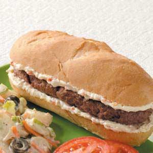 Hamburger Hoagies image