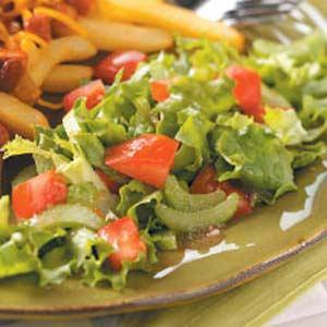 Simple Side Salad_image