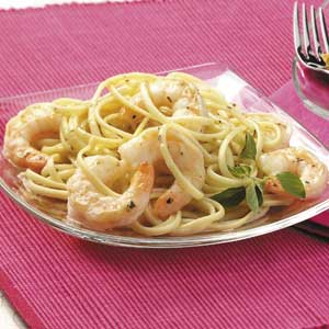 Easy Shrimp Scampi image