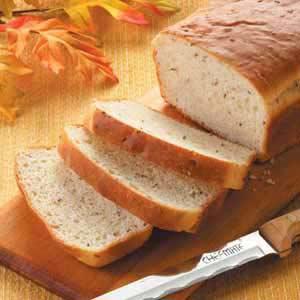 Dill-Onion Batter Bread image