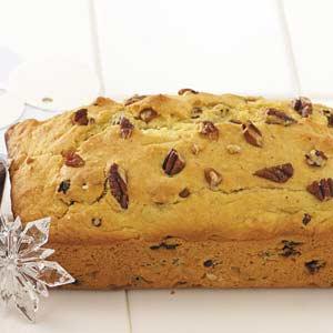 Christmas Eggnog Bread image